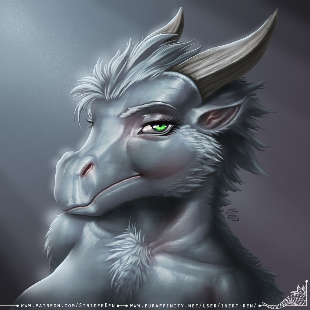 Ahki Portrait Commission