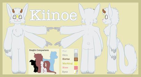 Kiinoe: Reference Sheet