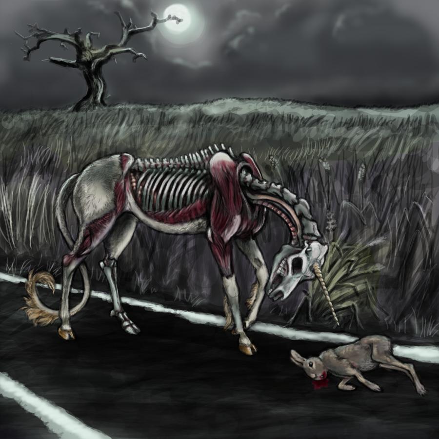 Roadkill Psychopomp