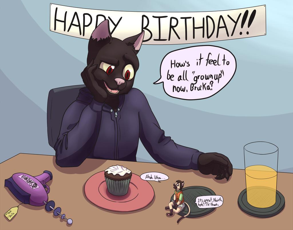 Most recent image: Bru'ka's Big Birthday Bash