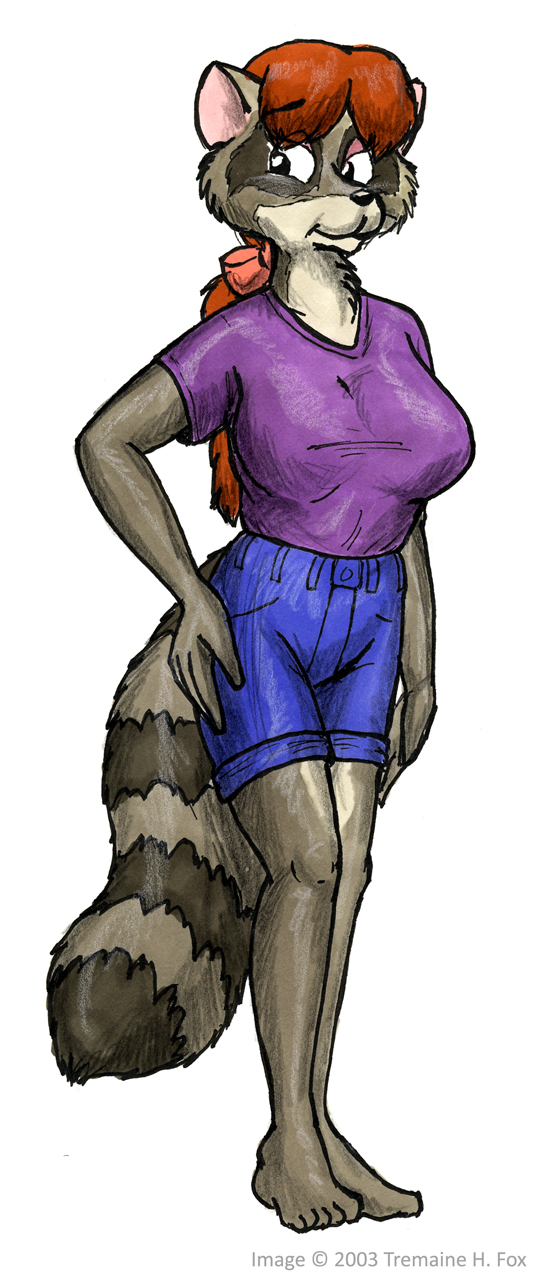 (2003) Character Profile: Christie