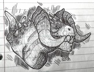 mutated croc