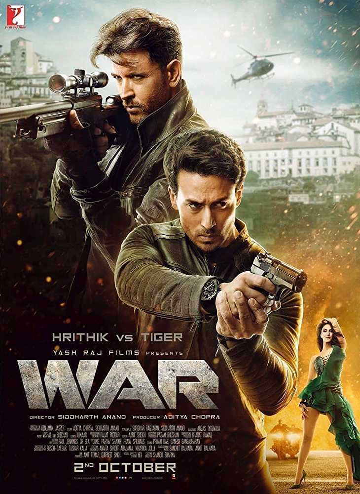 War Full Hd Movie Download In Hindi 300mb And 720p Filmywap