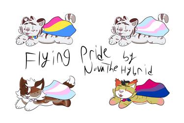 Flying Pride [Batch 1]