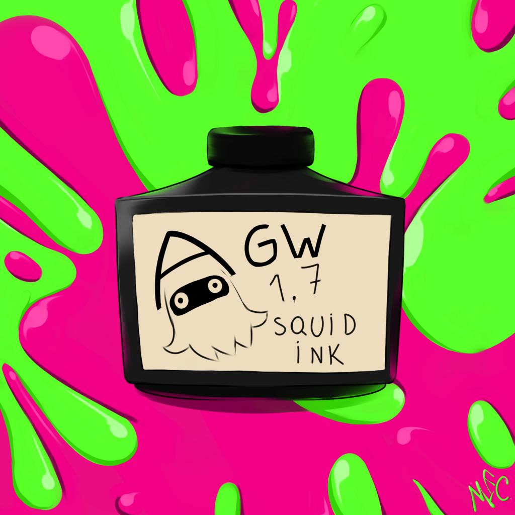 Flask of AGW 1.7