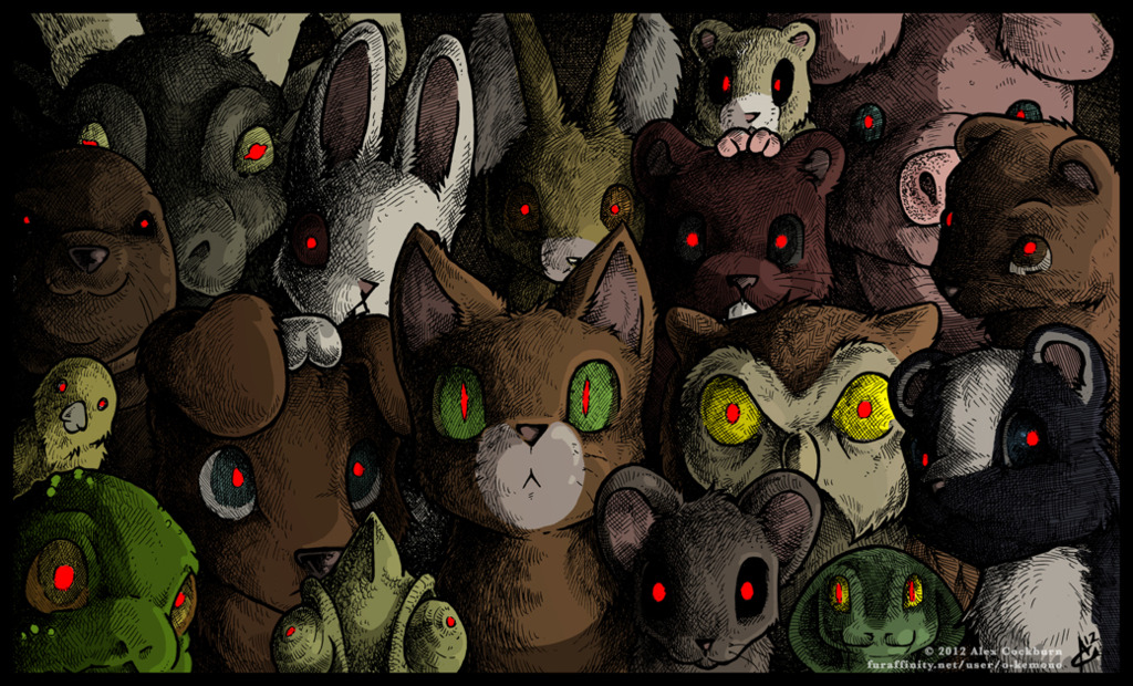 FurFright: Creepy Critters