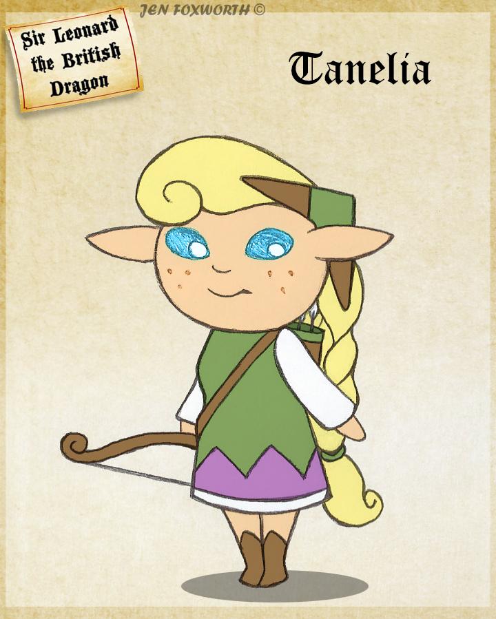 Tanelia