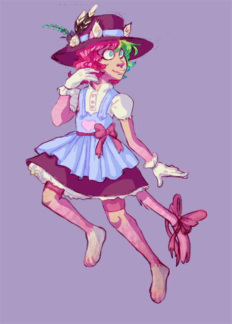 Witchy Merle