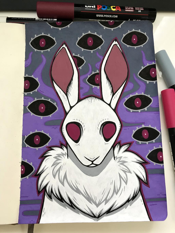 Obey the Demon Rabbit!