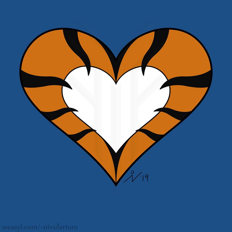 Character Heart ~ Niv