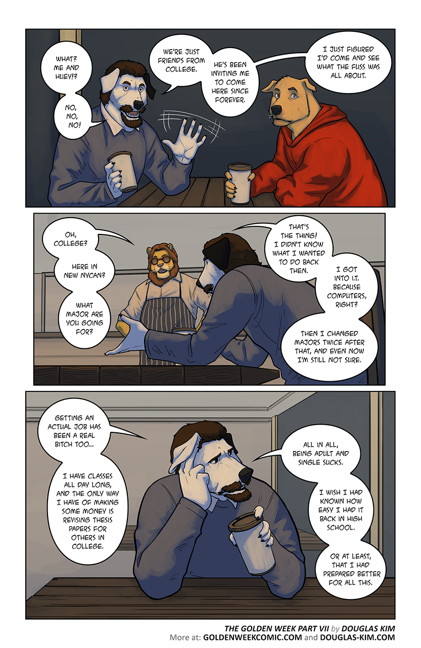 The Golden Week - Page 261