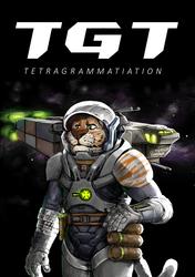 Tetragrammatiation comic cover
