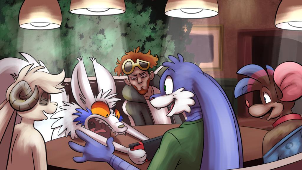 Cafe Hangout
