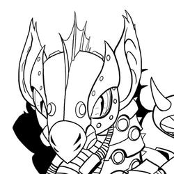 Ponyhammer: Bat Guard Lieutenant (for sfaccountant)