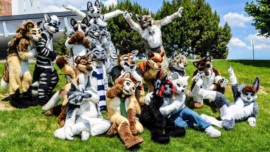 BLFC 2016 Silly Pose!