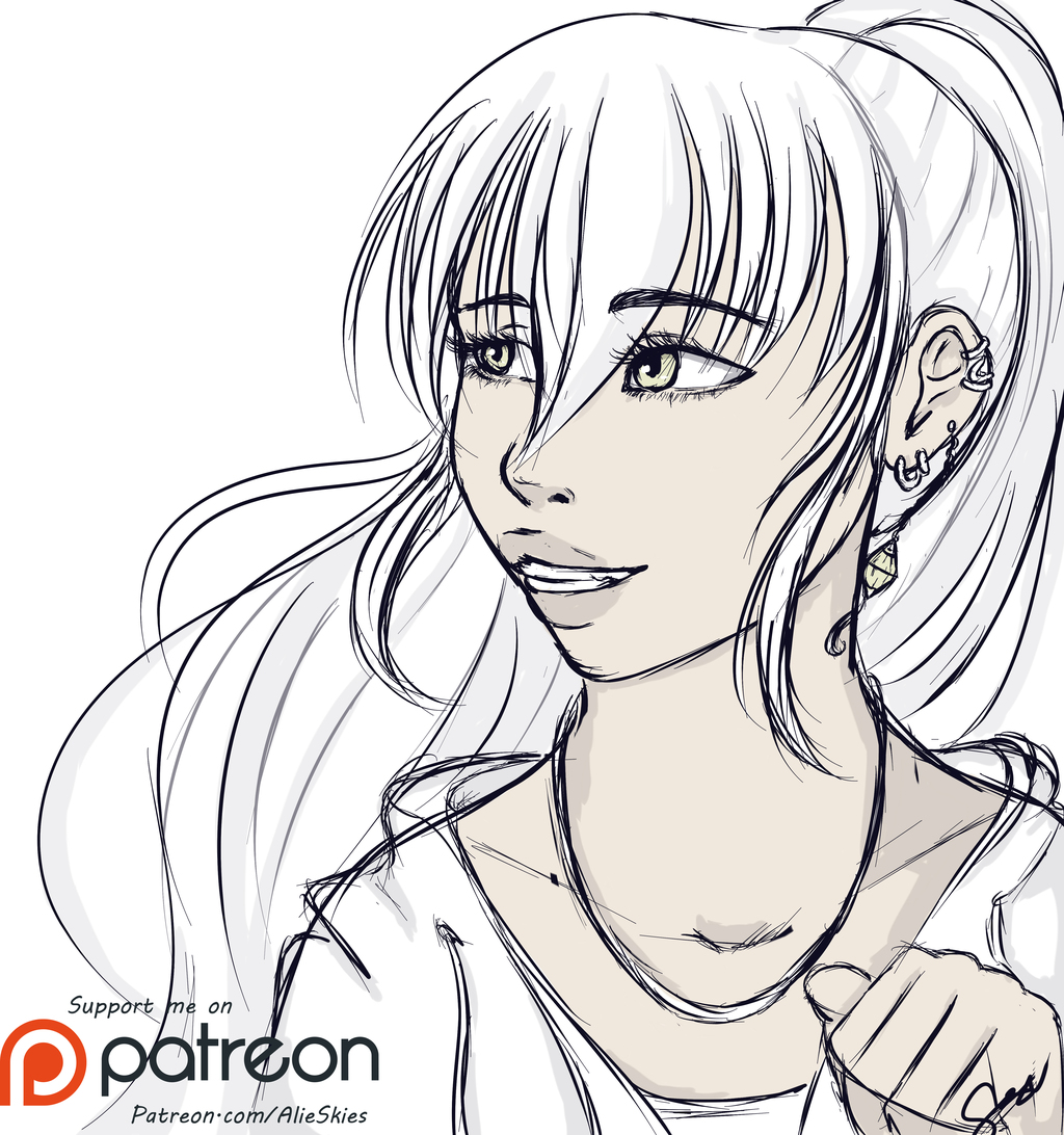 Taylor Lineart