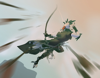 IA: Quiver Silvertongue