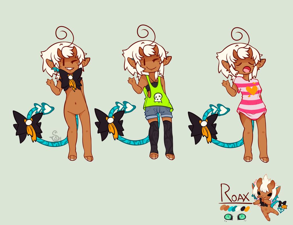 Most recent image: Roax Ref: Mascot