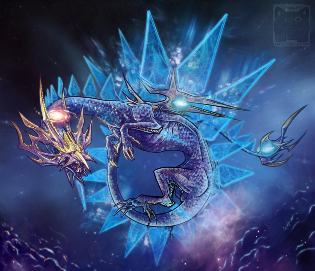 Glyph Dragon
