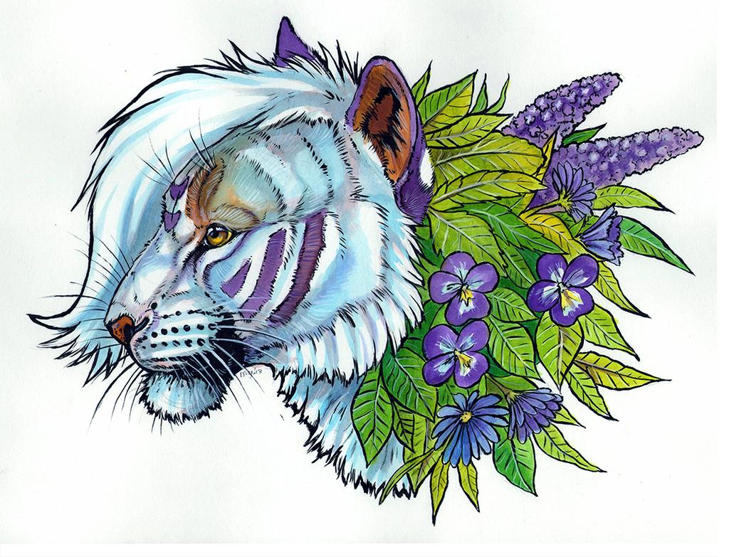 Plant spirit commission - Kainaa