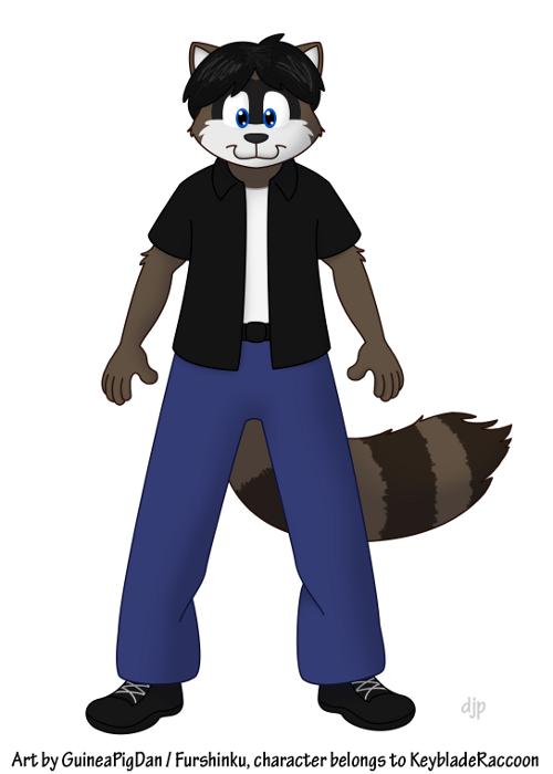 Nemesis Raccoon