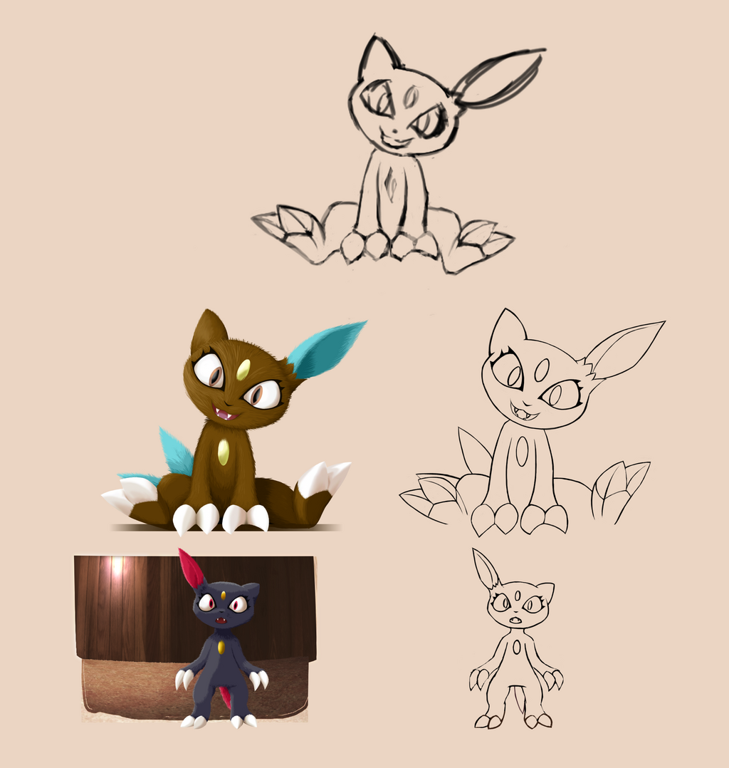 Sneasel Odds and Ends