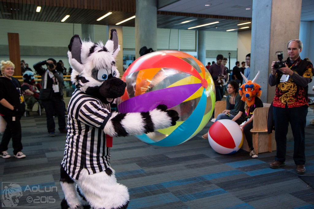 Strypes has a ball at FC2015