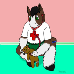 A Medic in the making