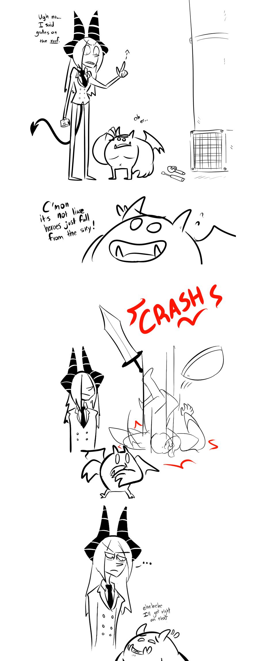 A grate comic