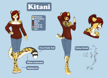 [CM] Kitani Wears a Sweater Several Times