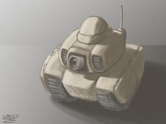 the little tank