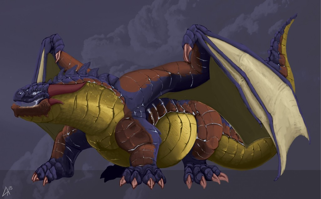 [NMA] Kaiju-Napther - Getting an Upgrade!