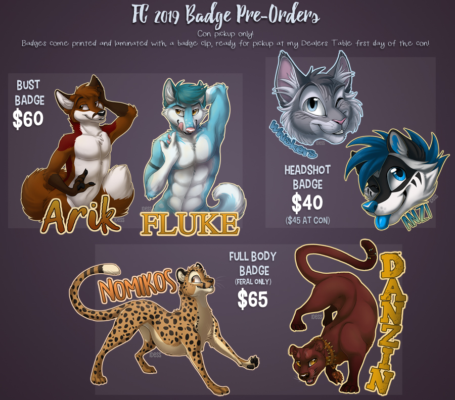 Most recent image: FC Pre-Orders Open!