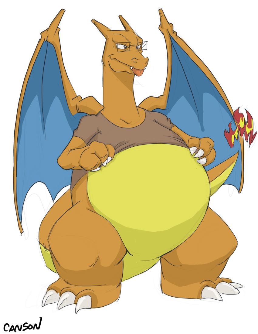 Cansonzard shows off