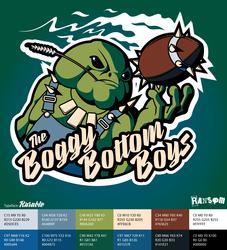 The Boggy Bottom Boys