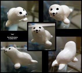 Gumdrop Baby Harp Seal