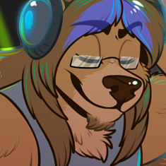 [commission] DJ Bear