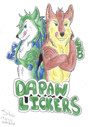 Request: Da Paw Lickers