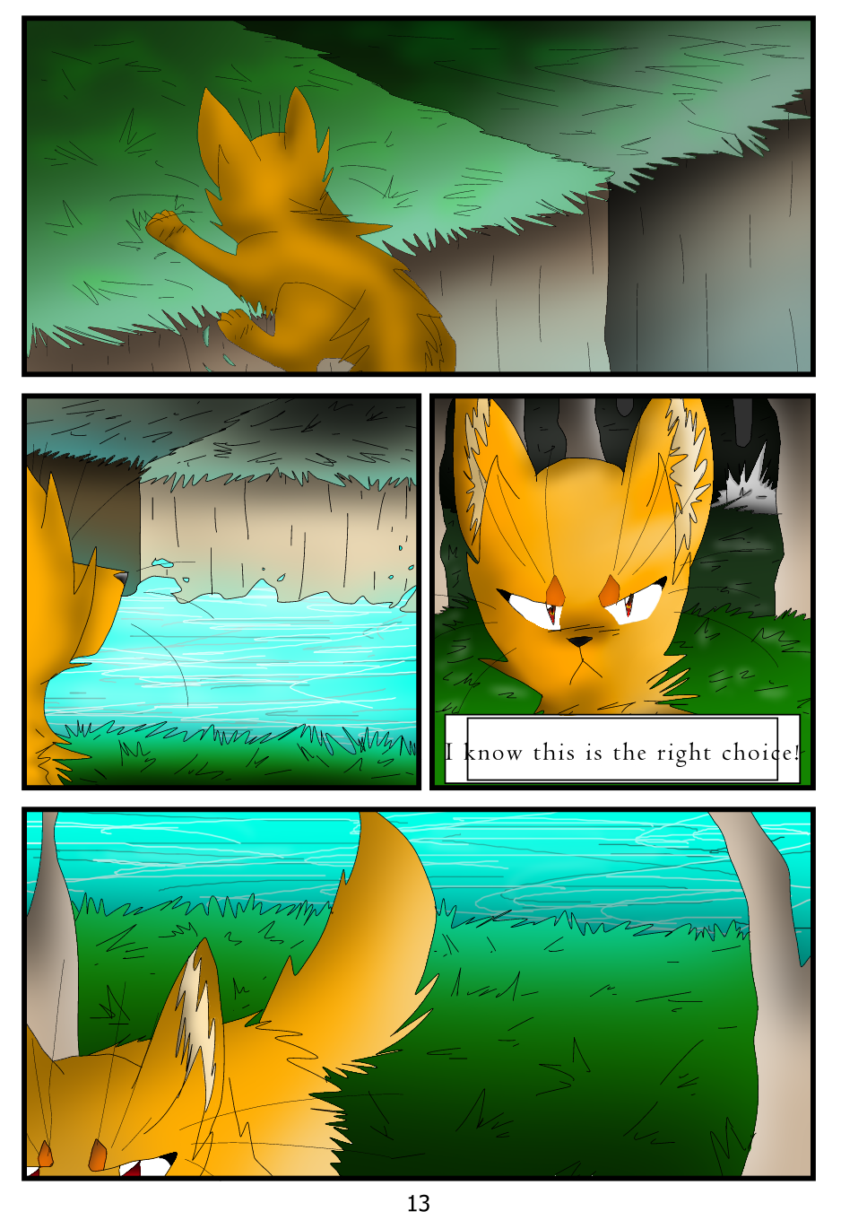 Elements Revolution Page 13