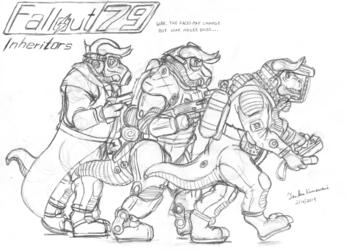 Fallout '79 - Inheritors