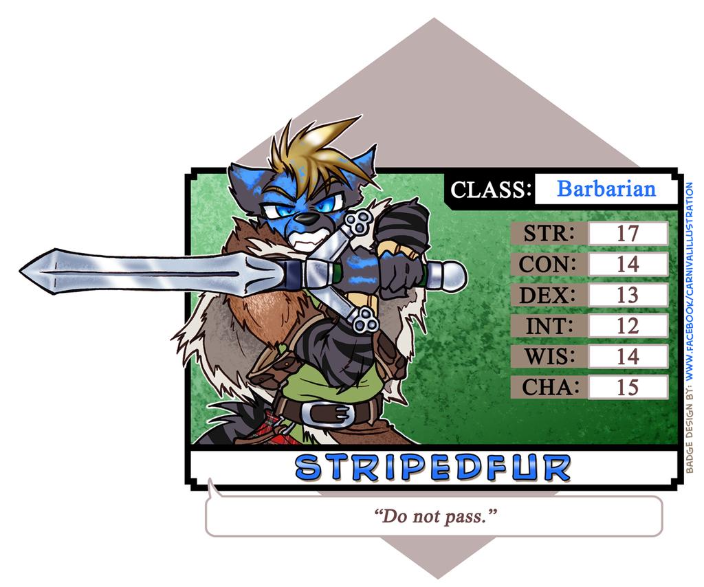 Most recent image: D&D Character Statistics