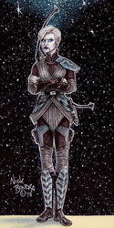 Asajj Ventress ( Dark Disciple )