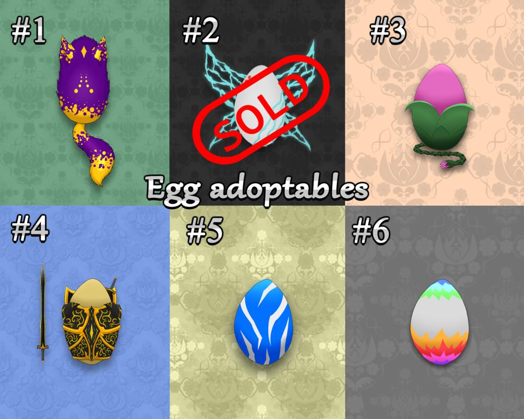Egg Adoptables