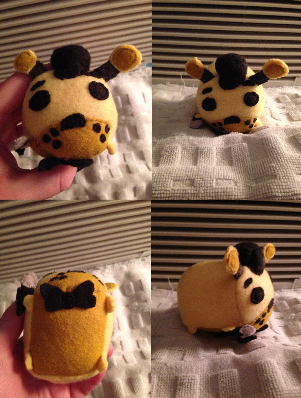 Golden Freddy Tsum - Commission for raindropmagic