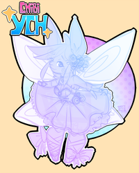 [YCH Auction] Pastel Fairy (Closed)