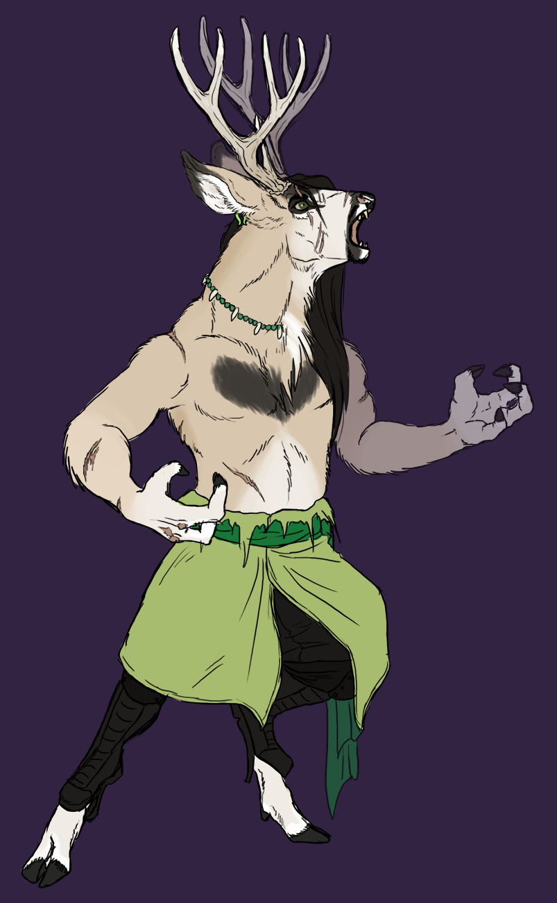Buck Moon — Weasyl