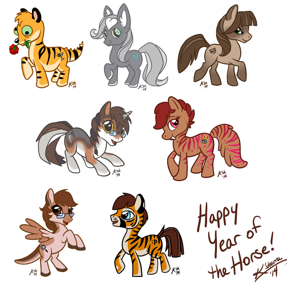 Year of the Pony
