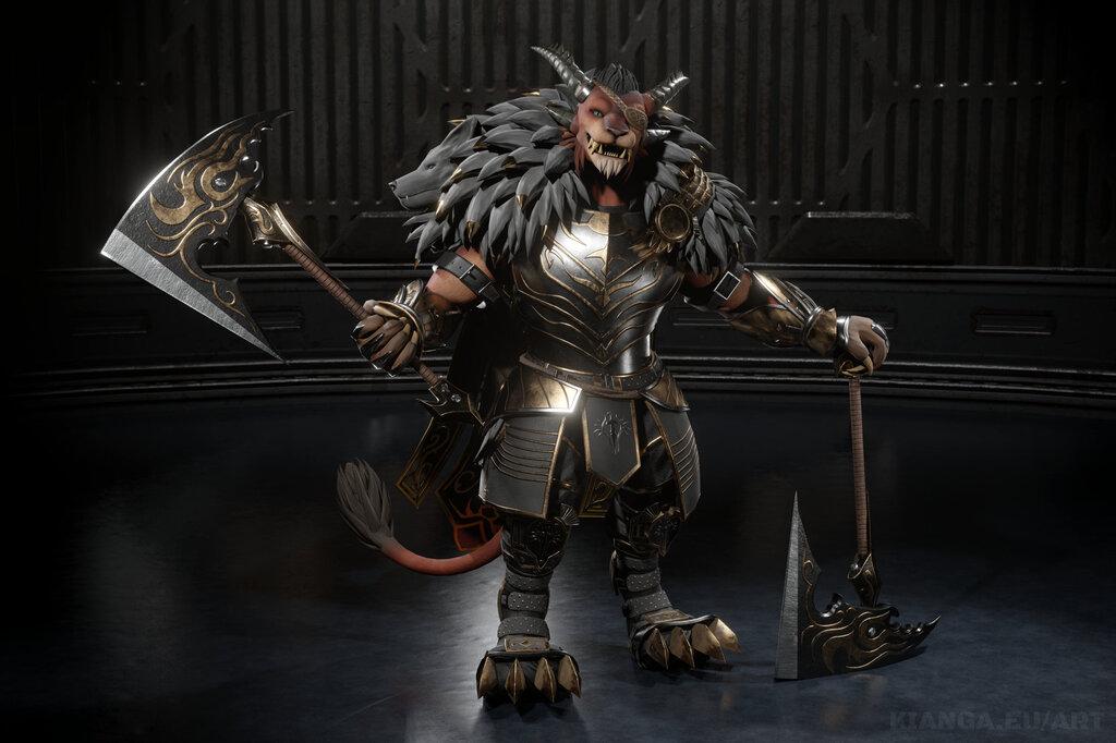 Bloodeye Lacsap - Armor