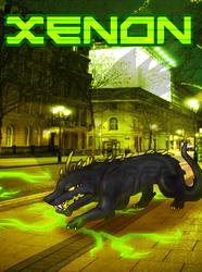 Xenon, a Sci-Fi Adventure Game coming NEVER.
