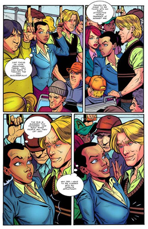 Tiggobitties #1 - Page 3